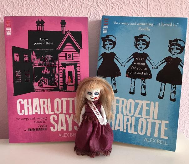 Frozen Charlotte/Charlotte Says